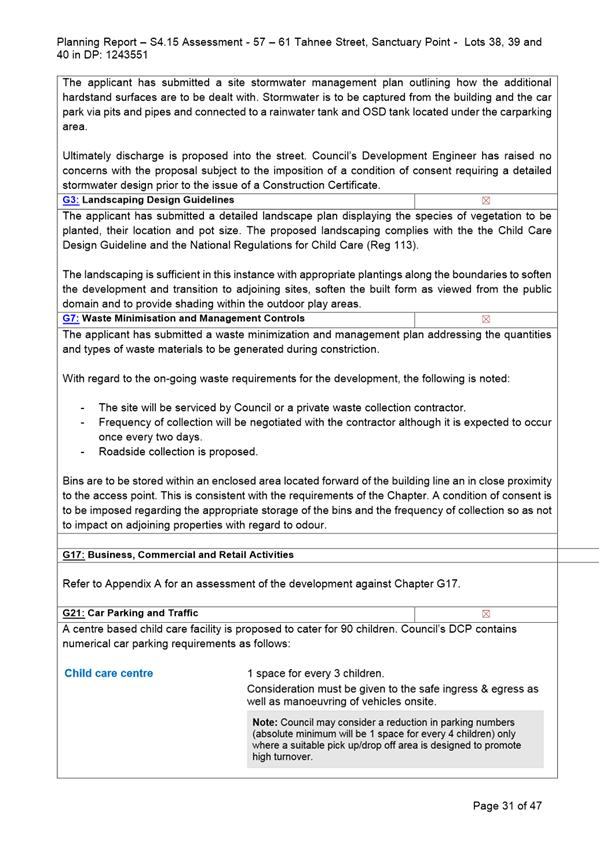 Attachments of Development & Environment Committee - 5 March